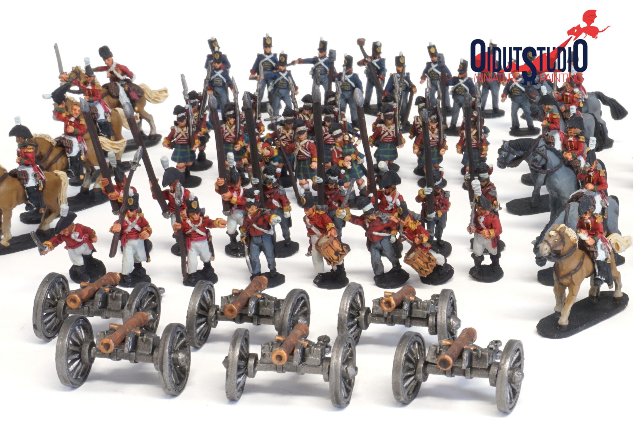 historical miniature painting for wargames