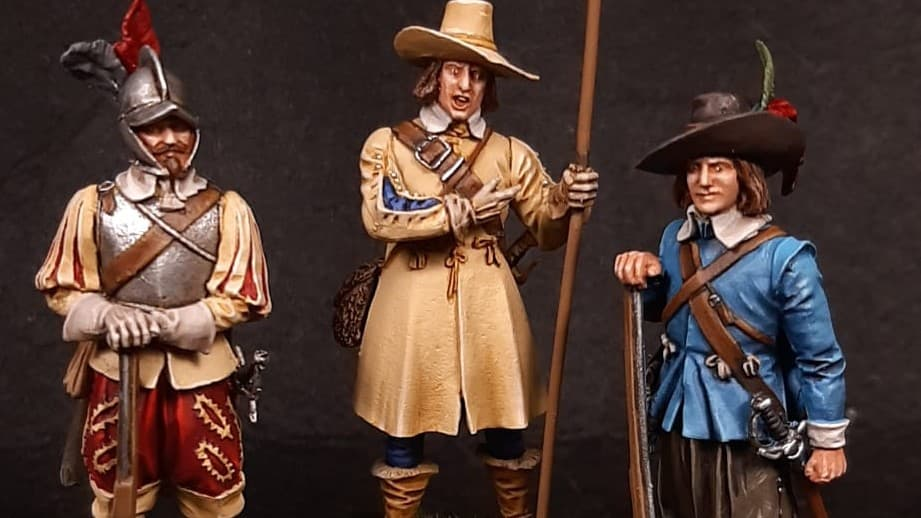 historical miniature painting service