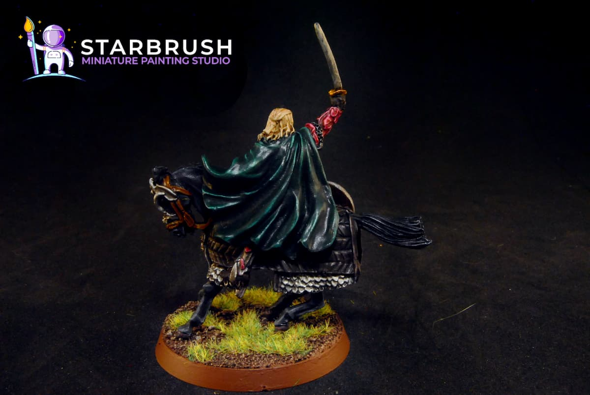 The Lord of the Rings Miniatures. Level 3